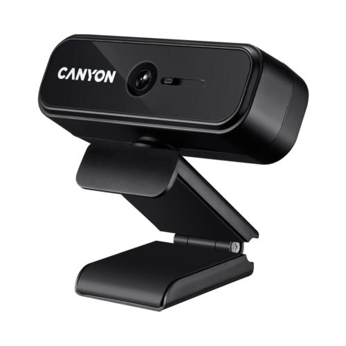 Веб-камера Canyon CNE-HWC2, черный