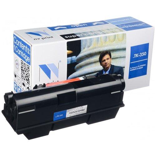 Фото - Картридж NV Print TK-350 для Kyocera, совместимый картридж nv print nv tk 5280m совместимый