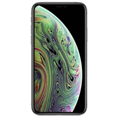 Смартфон Apple iPhone Xs восстановленный 256 ГБ, серый космос
