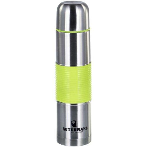 Классический термос Guterwahl Keep warm, 1 л зеленый