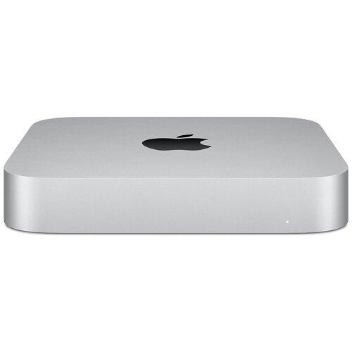 Настольный компьютер Apple Mac Mini 2020 (Z12P000AZ) Tiny-Desktop/Apple M1/8 ГБ/2 ТБ SSD/Apple Graphics 8-core/OS X серебристый
