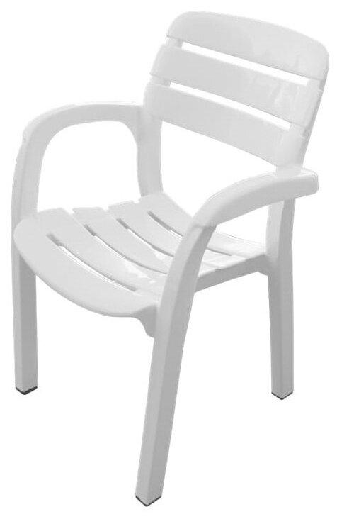 Стоит ли покупать Кресло Стандарт Пластик Далгория 3 белый - 3 отзыва на Яндекс.Маркете
