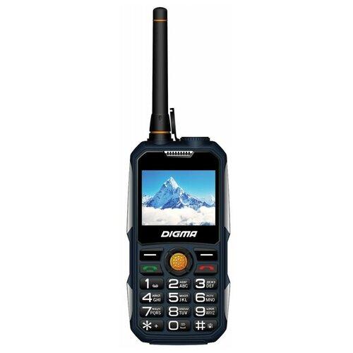 Телефон DIGMA LINX A230WT 2G синий