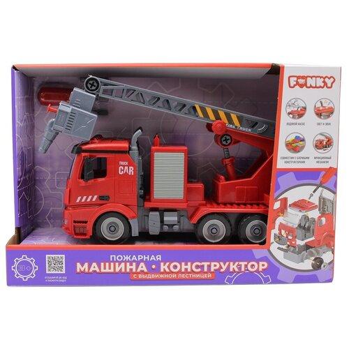 Конструктор Funky Toys Пожарная машина FT61114