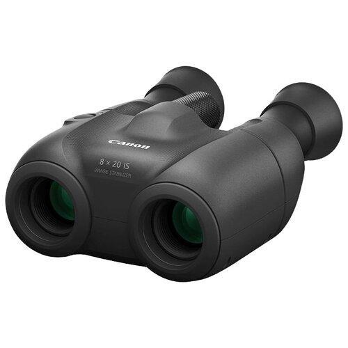 Фото - Бинокль Canon 8x20 IS черный бинокль canon 10x42l is wp