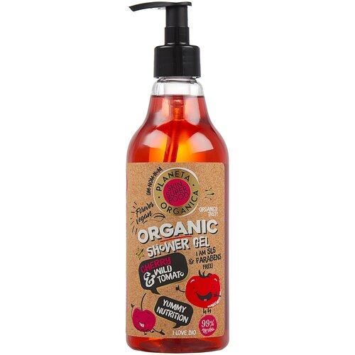Гель для душа Planeta Organica Skin super food Yummy nutrition, 500 мл гель для душа planeta organica