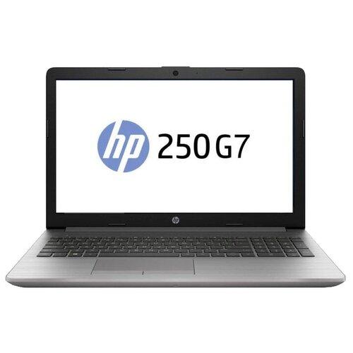 "Ноутбук HP 250 G7 (6UK94EA) (Intel Core i5 8265U 1600 MHz/15.6""/1920x1080/8GB/256GB SSD/DVD-RW/Intel UHD Graphics 620/Wi-Fi/Bluetooth/DOS) 6UK94EA серебристый"