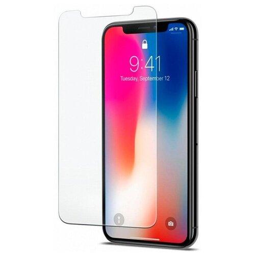 Полноэкранное защитное стекло для Apple iPhone X, iPhone XS и iPhone 11 Pro / Стекло на Эпл Айфон Х, Хс и 11 Про / Прозрачное Premium (Прозрачное)