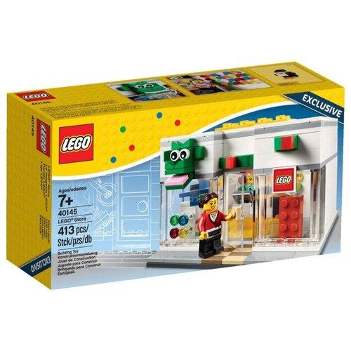 Конструктор LEGO Seasonal 40145 Открытие фирменного магазина