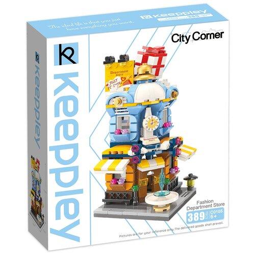 Конструктор Keeppley City Corner C0105 Универмаг