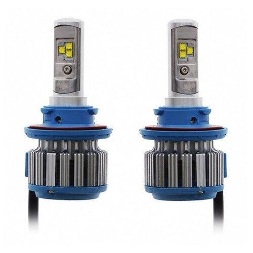 Лампа автомобильная светодиодная CARCAM H13 40W 2 шт.