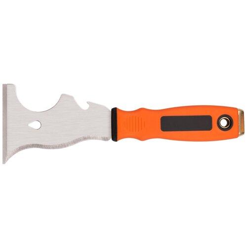 Шпатель-скребок Master Color 30-2614 75 мм оранжевый