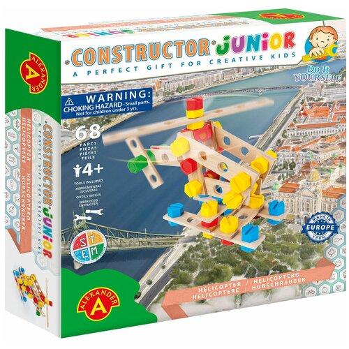 Конструктор Alexander Junior 2153 Вертолёт