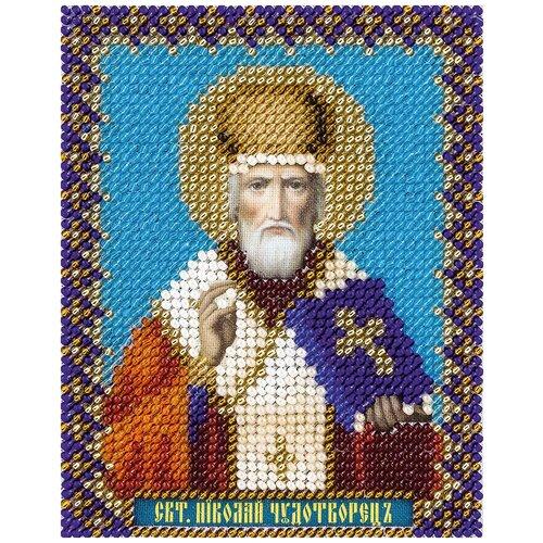 Купить Набор для вышивания PANNA CM-1338 ( ЦМ-1338 ) Икона Святителя Николая Чудотворца , Наборы для вышивания