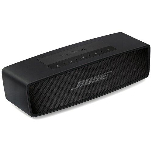 Портативная акустика Bose SoundLink Mini II Special Edition, triple black