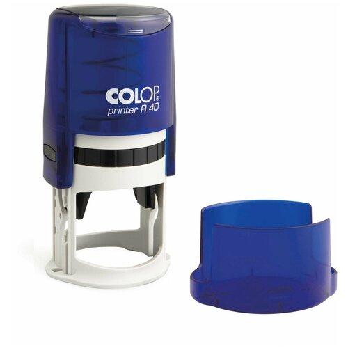 Фото - Оснастка COLOP Printer R 40 круглая штамп colop printer с20 прямоугольный оплачено синий