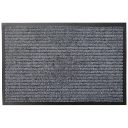 Дорожка грязезащитная Аделанте 1127, размер: 1.8х1.2 м, серый
