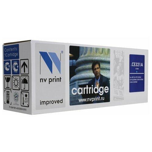 Фото - Картридж NV Print CE321A для HP, совместимый картридж nv print cf230a для hp совместимый