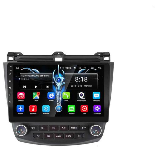 штатная магнитола carmedia u9 6263 t8 honda crv 2017 Штатная магнитола Junsun Honda Accord 7 (2/32GB) 4Core Android 10