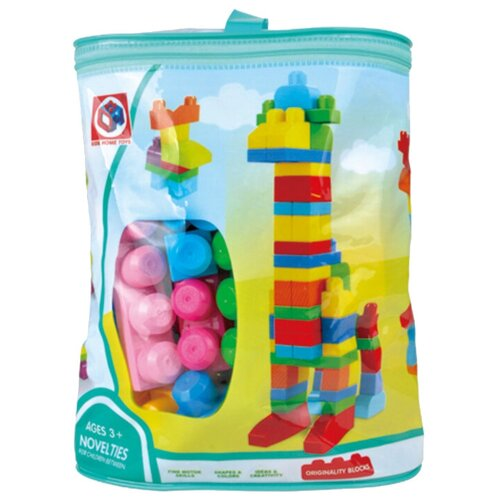 Купить Конструктор Kids home toys Blocks Originality JY134754 Удивительные животные, Конструкторы