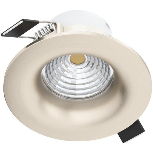 Eglo Saliceto 98244, встроенный светодиодный светильник (LED), 6 Вт светильник светодиодный eglo pertini 96092 led 21 6 вт