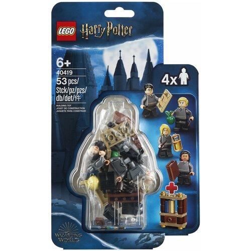 Конструктор LEGO Harry Potter 40419 Ученики Хогвартса lego harry potter волшебные секреты