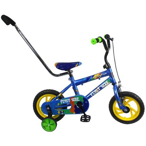 детский велосипед navigator bingo вн12158 белый с рисунком требует финальной сборки Детский велосипед Navigator First Bike (ВН12149) синий (требует финальной сборки)