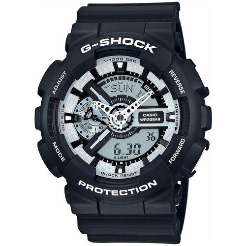 Наручные часы CASIO GA-110BW-1A
