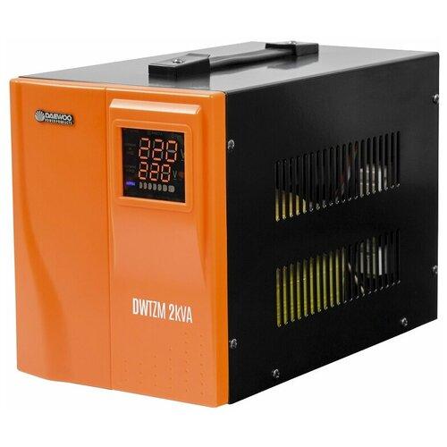 Стабилизатор напряжения однофазный Daewoo Power Products DW-TZM2kVA