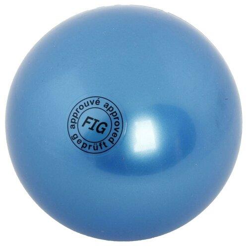 Фото - Мяч для художественной гимнастики Larsen AB2801 синий палочка с лентой для художественной гимнастики larsen ab220 синий