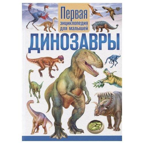 Фото - Феданова Ю., Скиба Т. Первая энциклопедия для малышей. Динозавры скиба т в времена года для малышей
