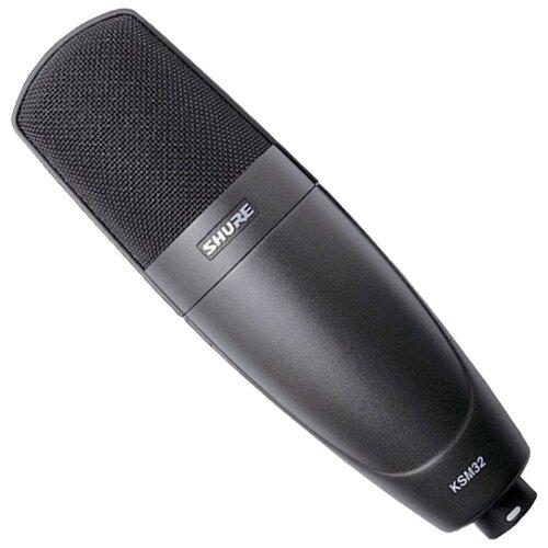 Микрофон Shure KSM32, черный