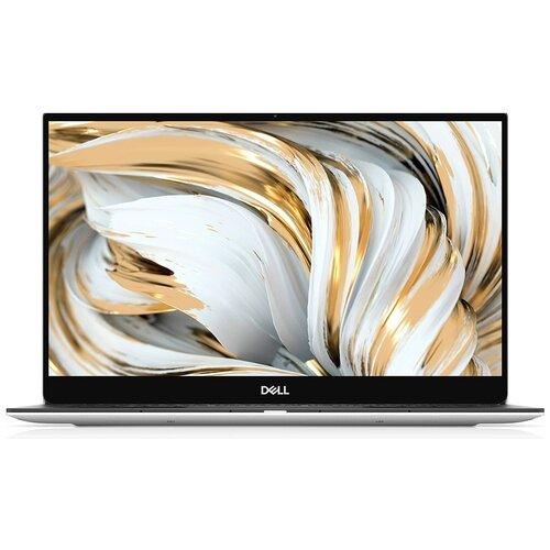 """Ноутбук DELL XPS 13 (Intel Core i7 1165G7/13.3""""/3840x2160/16GB/512Gb SSD/Intel Iris Xe Graphics/Windows 10 Pro) 9305-3128 серебристый"""