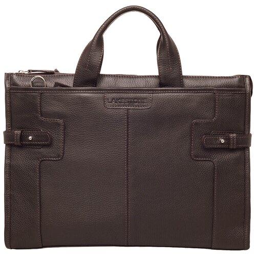 Фото - Деловая сумка Courtney Brown мужская кожаная коричневая сумка milano brown 9282 коричневая