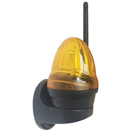 Автоматика для откатных ворот FAAC C720KIT-LK6, комплект: привод, радиоприемник, 2 пульта, лампа, 6 реек автоматика для откатных ворот faac c720kit l8 комплект привод радиоприемник 2 пульта лампа 8 реек