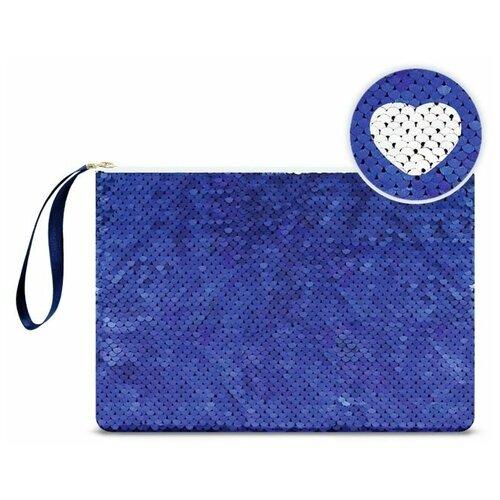 Купить Феникс+ Папка для документов Синий 34.5х24 см (49286) синий, Файлы и папки