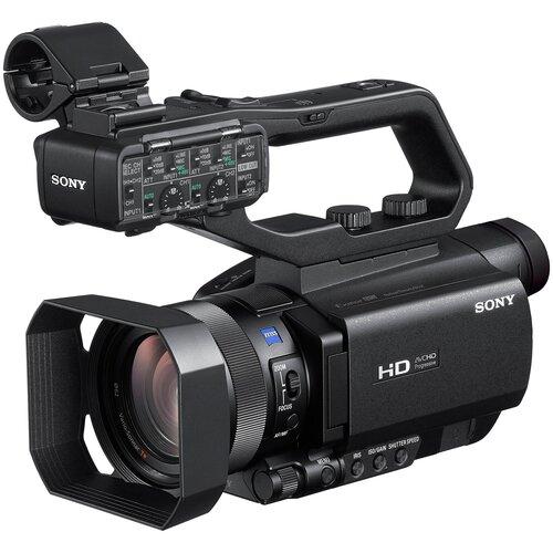 Фото - Видеокамера Sony HXR-MC88 черный видеокамера sony ilme fx3 серый черный