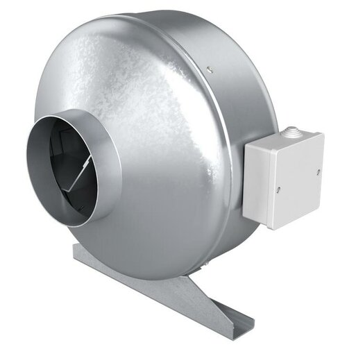 Канальный вентилятор ERA PRO Mars GDF 200 серебристый