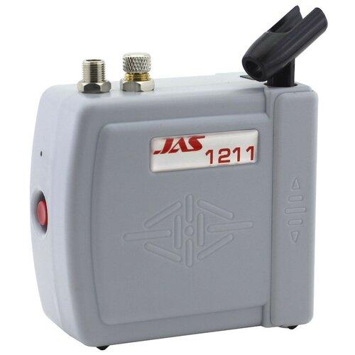 Компрессор безмасляный JAS 1211, 0.01 кВт