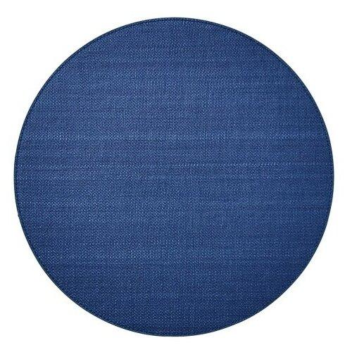 Фото - Плейсмат под тарелку Капри синий плейсмат nothing shop темно синий горчичный