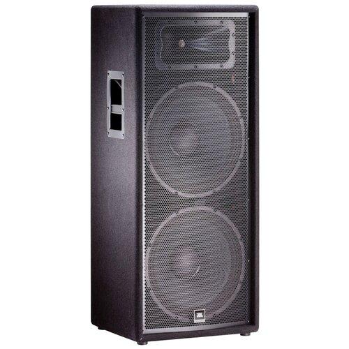 Напольная акустическая система JBL JRX225 черный