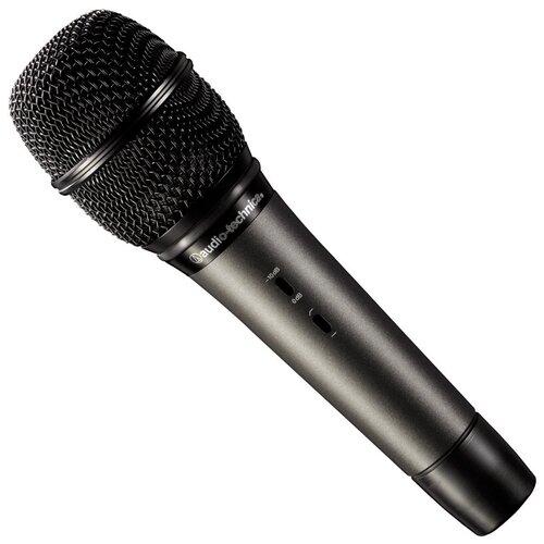 Микрофон Audio-Technica ATM710, черный/серый