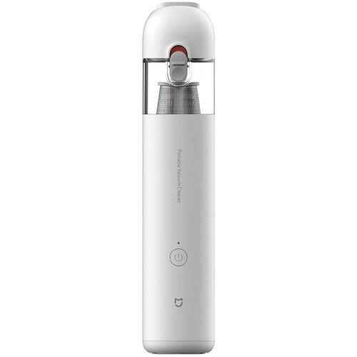 Пылесос Xiaomi Mijia Portable Handhed Vacuum Cleaner белый