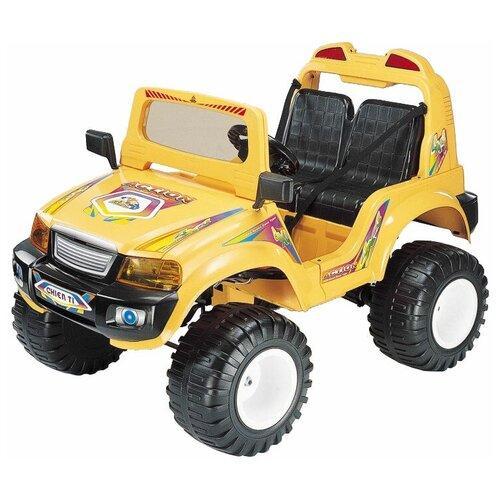 Chien Ti Автомобиль Off Roader CT-885, желтый/черный