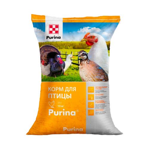 Комбикорм для продуктивных перепелов Purina (Фасовка:5 кг)