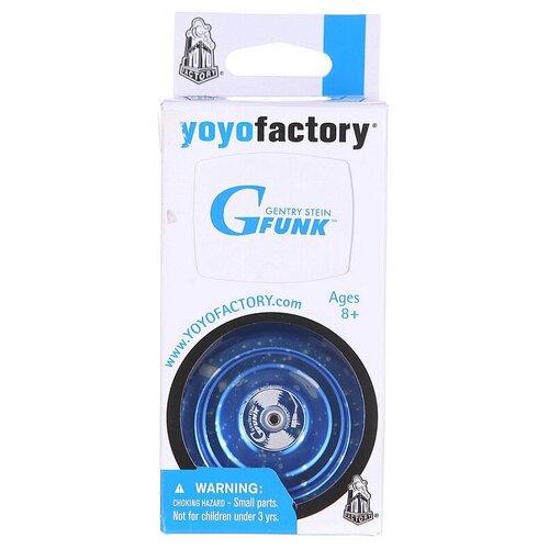 Фото - Йо-йо YoYoFactory G-FUNK, Champions Collection yoyo factory йо йо yoyofactory yyf dv888 4х5 см
