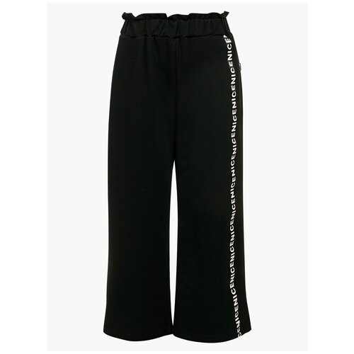 Фото - Брюки Nota Bene размер 134, черный брюки nota bene размер 134 черный