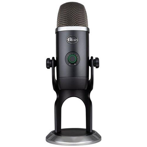 Микрофон Blue Yeti X, black