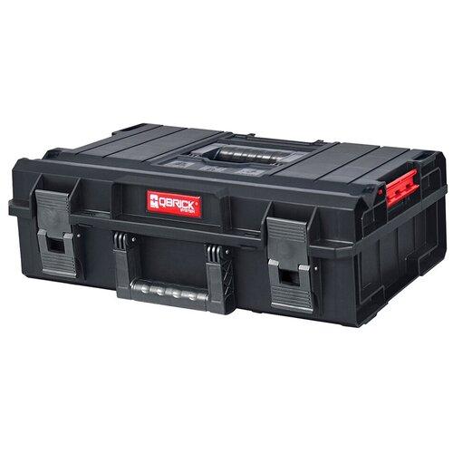 Фото - Ящик для инструментов QBRICK SYSTEM ONE 200 BASIC ящик для инструментов qbrick system one 200 basic 585x385x190mm 10501231