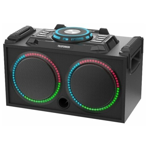 TELEFUNKEN Музыкальные центры TF-PS2208(черный)